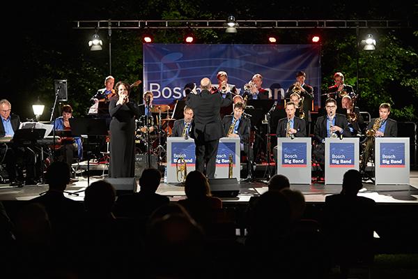 Bosch Big Band (c) Alexander Schmitt